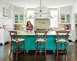 Những ý tưởng trang trí phòng bếp màu trắng
