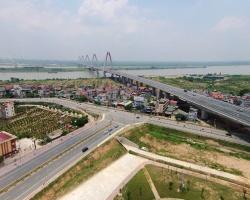 Nối cầu Nhật Tân với đường Thanh Niên cần 3.900 tỷ đồng