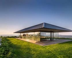 Thiết kế độc đáo với góc nhìn 360 độ tới cảnh quan xung quanh