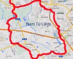 Thông qua quy hoạch chi tiết thành phố công nghệ xanh Hà Nội