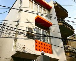Trồng rau trên tầng thượng nhà phố