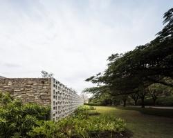 Ngắm nhìn ngôi nhà ứng dụng kiến trúc thẩm thấu