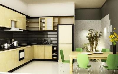 Những điều cần lưu ý khi thiết kế nhà bếp để tài lộc luôn dồi dào