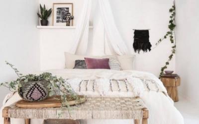 Trang trí nội thất nhà đẹp với cây xanh sáng tạo