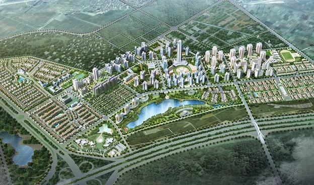 dự án Khu đô thị Splendora An Khánh